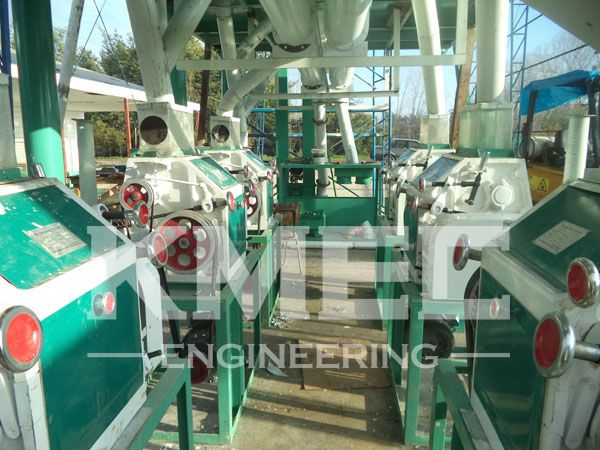 6F2240 flour milling machines