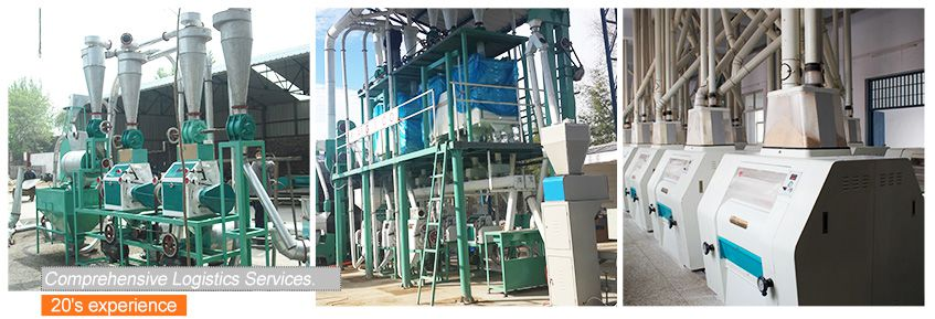 Flour Mill Machines for Sale