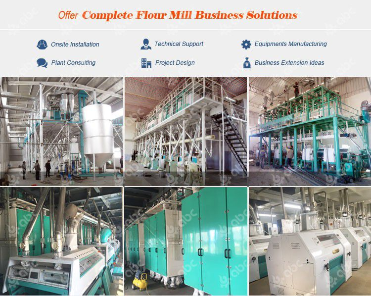 flour mill manufacturer