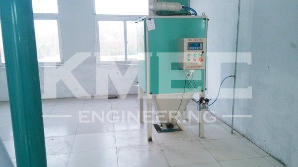 flow weigher