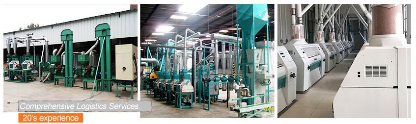 Maize Milling Machine Project for Sale
