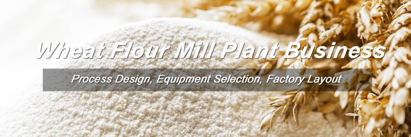 Setup Wheat Flour Mill Plant Cost